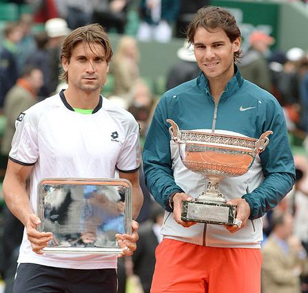 Ferrer arrebata a Nadal el cuarto puesto del 'ranking' de la ATP