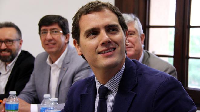 """Rivera, sobre la imputació de Mas: """"L'Estat de dret s'aplica a tots, es diguin com es diguin"""""""