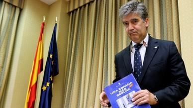 La compareixença de Cosidó sobre l''operació Catalunya', en directe