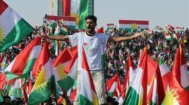 El Kurdistan iraquià, sense amics al barri