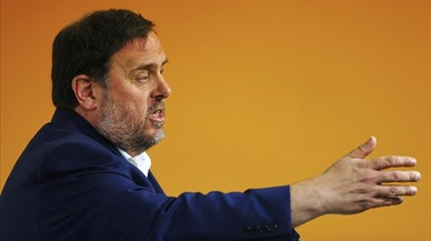 Junqueras qualifica el Govern central d'«irresponsable»