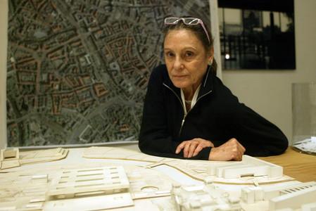 La arquitecta Beth Galí en una imagen de archivo