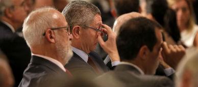Pulso de Rajoy y Gallard�n