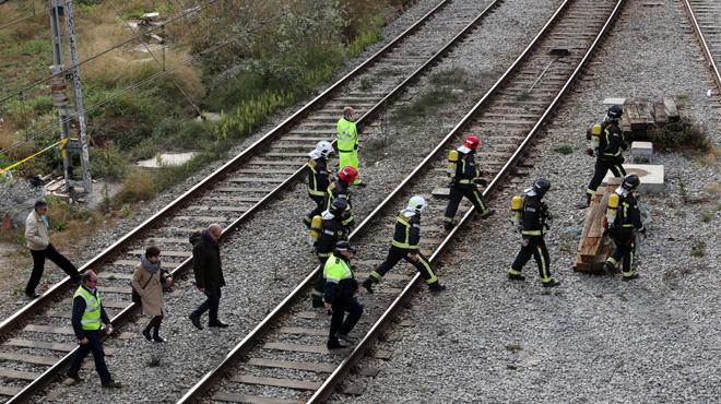 Caos ferroviario: 72.000 viajeros y 210 trenes afectados