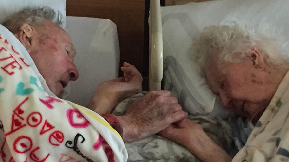 maravilloso anciano