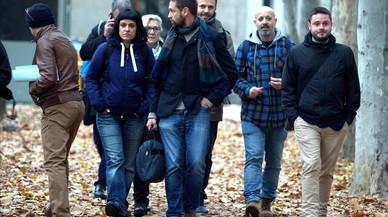 La CUP torna a carregar contra Jordi Jané a les portes de l'Audiència Nacional