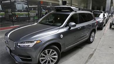 Califòrnia exigeix a Uber que deixi d'usar cotxes autònoms a San Francisco
