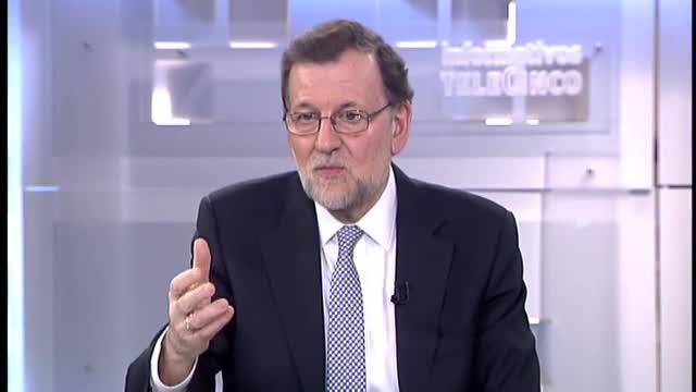 Rajoy sobre Catalunya: ¿Si las reuniones fueran discretas o secretas no las iba a contar yo?