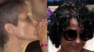 rozas38765090 la madre de luis salom cuando se corto el pelo al morir su h170607080207