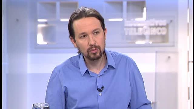 Pablo Iglesias: No vamos a apoyar a Puigdemont en ningún caso