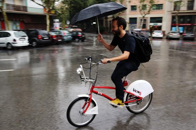 Los usuarios del bicing convocan una protesta for Oficina bicing barcelona