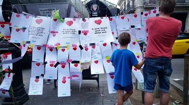La salud mental de la ciudadanía es la prioritaridad de Barcelona después del atentado de la Rambla