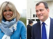Brigitte Trogneux y Louis Aliot son los compañeros sentimentales de los dos candidatos al Elíseo.