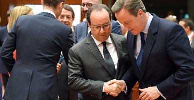 Cameron se justifica ante los 27 por el resultado del 'brexit'