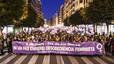 Milers de persones es manifesten contra la reforma de l'avortament