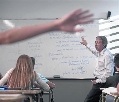 Los mejores maestros del mundo