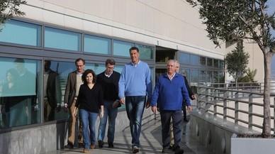 Sáenz de Santamaría promet abordar les 45 demandes 'Mas-Puigdemont'
