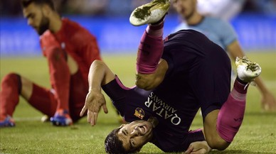 Suïcidi del Barça a Vigo