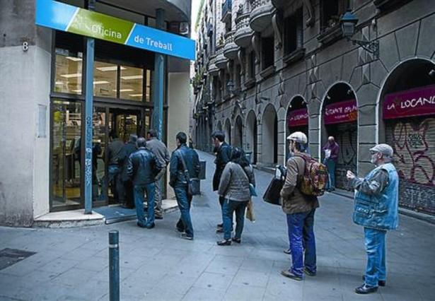 Recetas contra el paro for Oficina del paro barcelona
