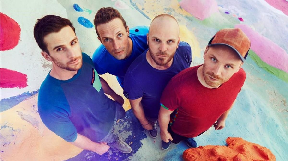 El doble desafiament de Coldplay