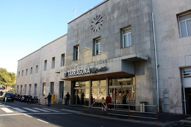 Fomento invertirá 6,2 millones de euros para reformar la estación de tren de Tarragona