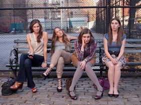 Las chicas de 'Girls'.