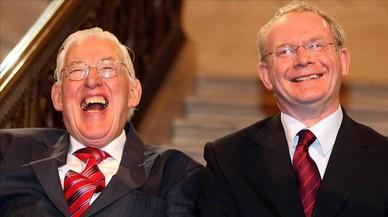McGuinness, católico e irlandés