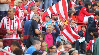 El Girona, de Primera