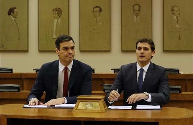 Sánchez i Rivera proposen, ¿Rajoy i Iglesias disposen?