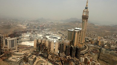 lpedragosa35404865 ariel view of the kaaba at the grand mosque in mecca septemb160906225900