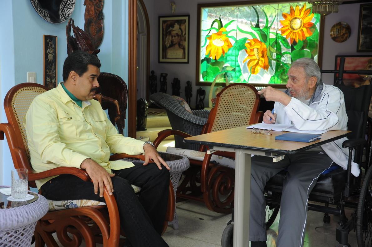 """Fidel Castro, sobre la visita de Obama: """"No necesitamos que el imperio nos regale nada"""""""
