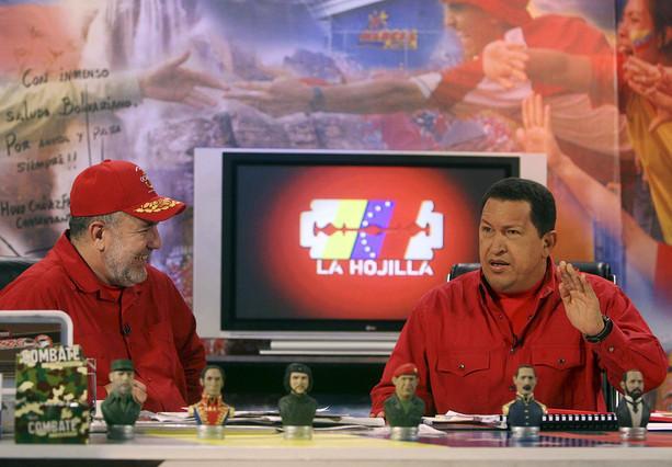 Una grabación revela divisiones y corrupción en el chavismo