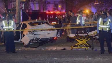 Un conductor borratxo atropella 28 persones en el Carnaval de Nova Orleans