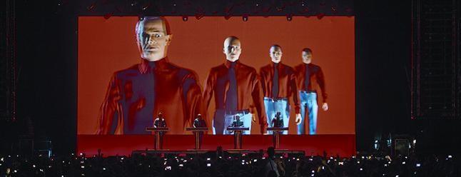 Kraftwerk hace historia