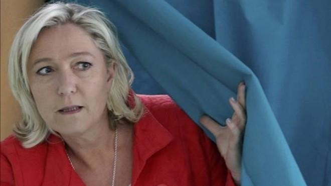 Marine Le Pen marca el pas