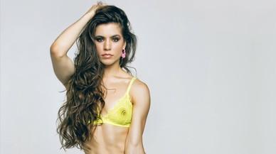 Lorena Campos, a 'Interviú'