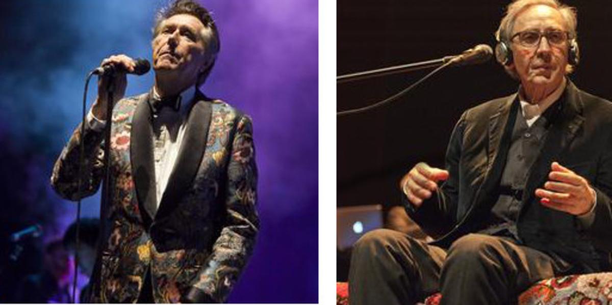Bryan Ferry i Franco Battiato actuaran a Peralada
