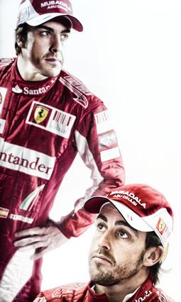"Fernando Alonso: ""Este es mi a�o"""