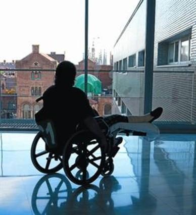 Un banquero creó el hospital modernista
