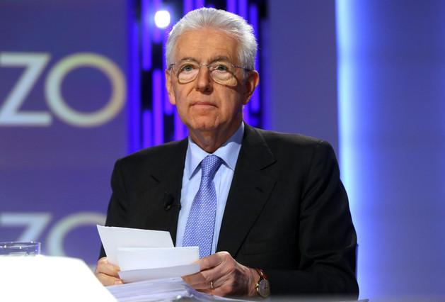 Mario Monti, el bendecido de Angela Merkel
