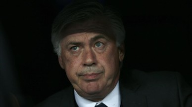 Ancelotti passa comptes amb Florentino