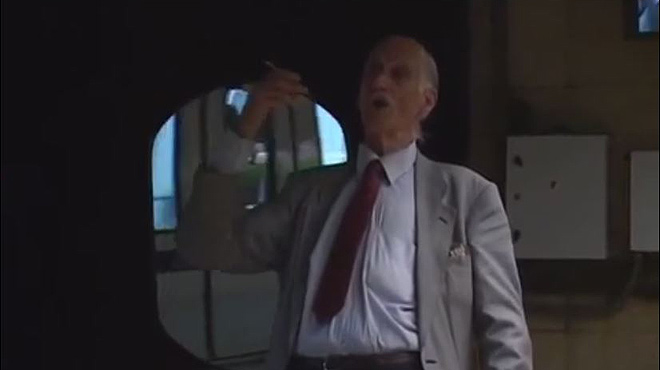 Tr�iler del documental sobre Ramon Julivert, 'L'home del metro'.