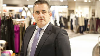 Víctor del Pozo, director general de retail de El Corte Inglés.