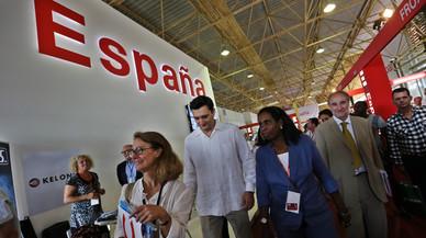 Les exportacions espanyoles a Cuba han crescut el 50% des del 2011