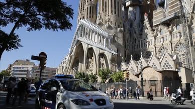 La cèl·lula esperava que s'assequés l'explosiu per atemptar contra la Sagrada Família