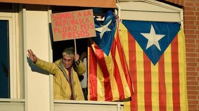 Manifestació a Barcelona: #freedom11N envaeix les xarxes