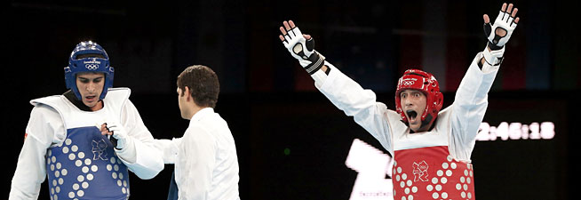 Nicolás García se lleva la medalla de plata