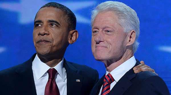Bill Clinton protagoniza la última convención demócrata