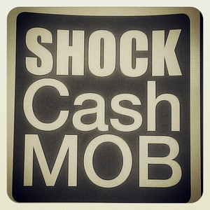 Fenómeno 'cash mob'