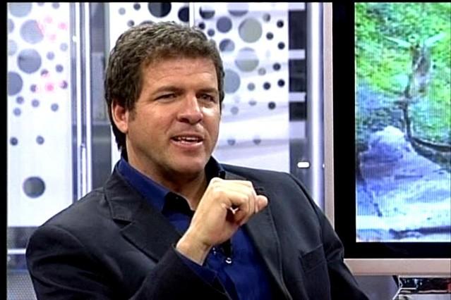 El meteorólogo Mario Picazo. TELE 5